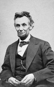 Abraham Lincoln. Photo credit: Library of Congress