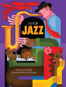 J is for Jazz book cover