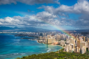 Aerial view of Honolulu, Hawaii. © Shutterstock